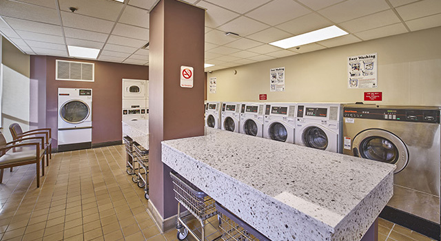 Amenities- Laundry Room